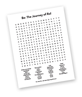 Be: The Journey of Rol Word Search