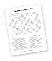 Be: The Journey of Rol Crossword Puzzle